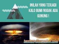 Bumi Tanpa Gunung