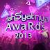 Daftar Pemenang Dahsyatnya Award 2013