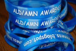 ALD/AMN AWARENESS BRACELETS  $ 1.00