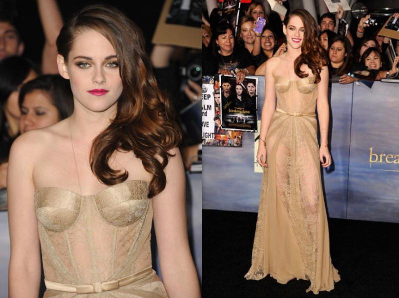 Kristen Stewart Style 2 Rubia Mala De La Moda