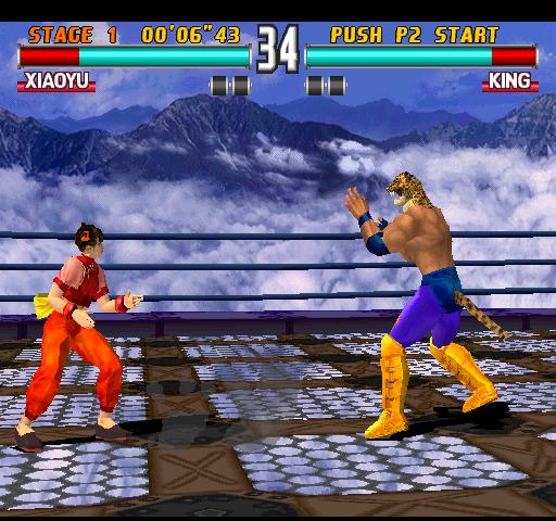 Tekken 3 Portable (Playstation) PSX