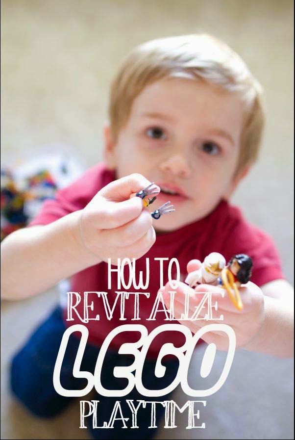 How To Revitalize Lego Playtime! This is perfect for your little boys (or girls) who love to play Lego! | My Name Is Snickerdoodle