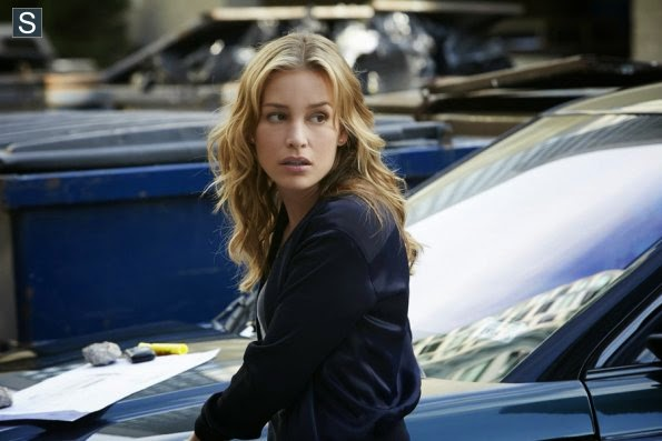 Covert Affairs - Sensitive Euro Man - Review