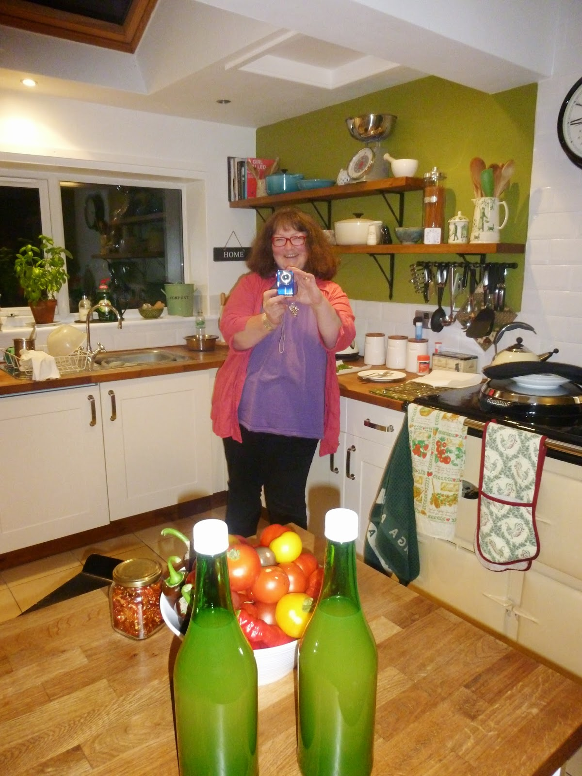Our new life in the country there 39 s a blogger in my kitchen for Our life in the kitchen