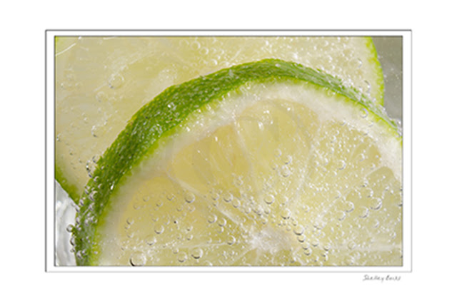 Lime Soda: photo by Shelley Banks, all rights reserved.