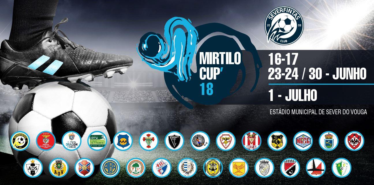 SCBM participa no MIRTILO CUP
