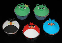 Cupcakes AngryBirds