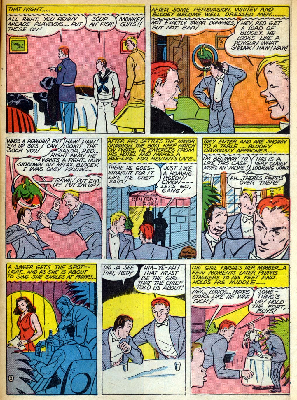 Read online All-American Comics (1939) comic -  Issue #28 - 59