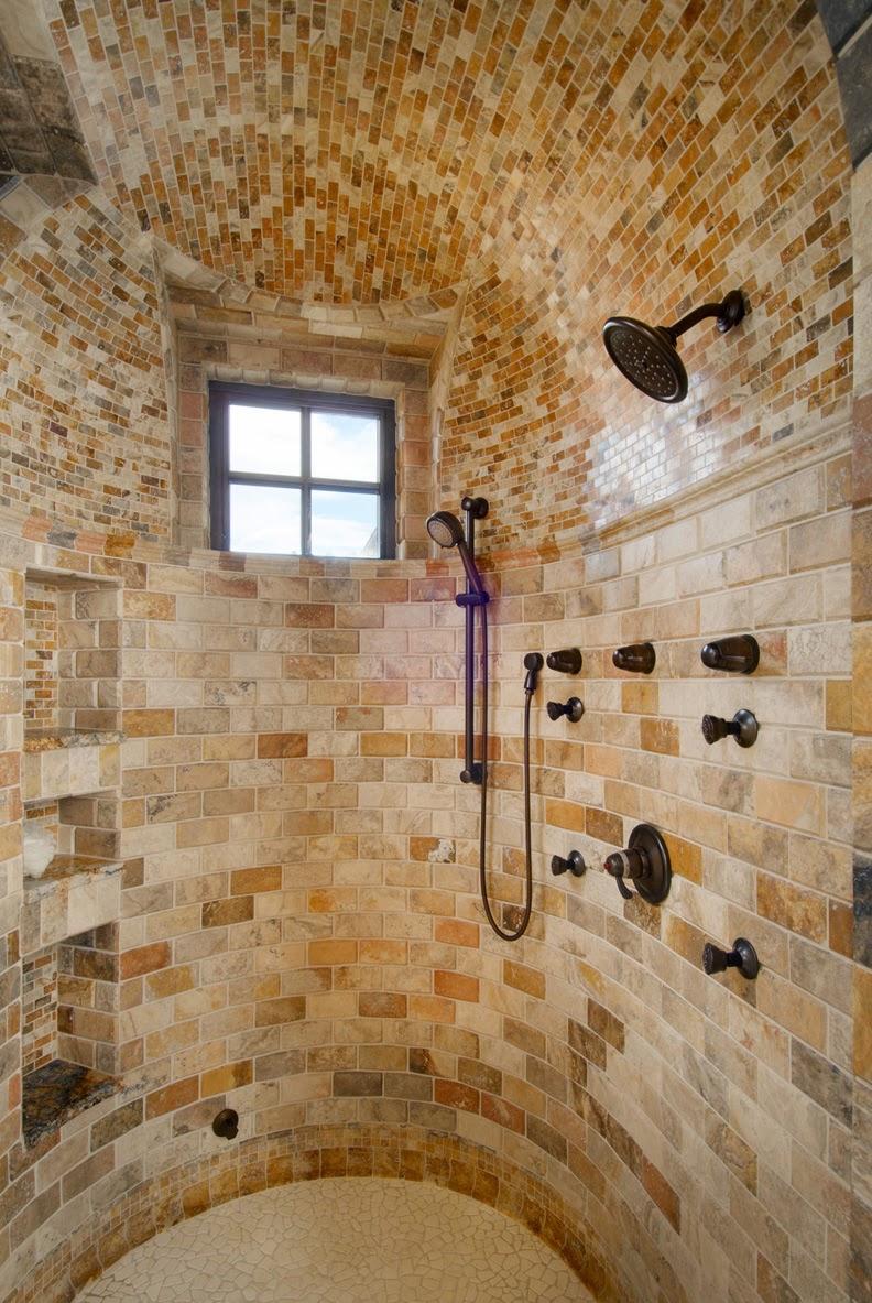 Houzz bathroom travertine - Latest Houzz Trends In Denver