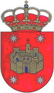 escudo villanueva de la vera