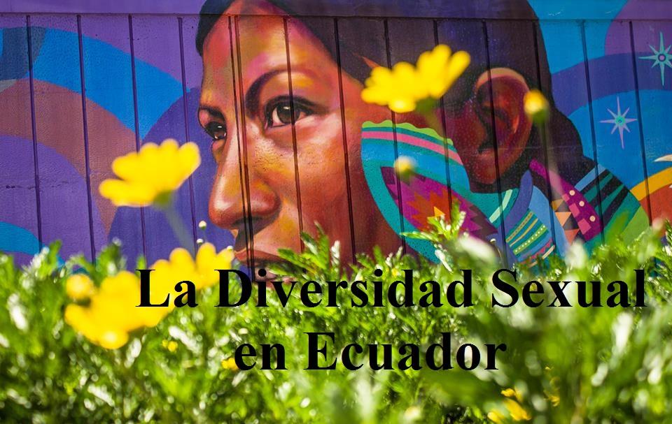 Información sobre Diversidad Sexual en Ecuador