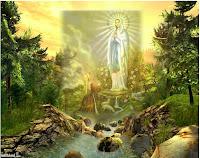 Nstra. Señora de Lourdes, mi patrona