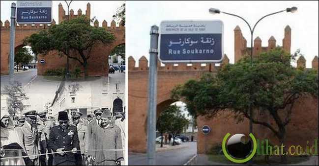 Maroko - Jalan Soekarno