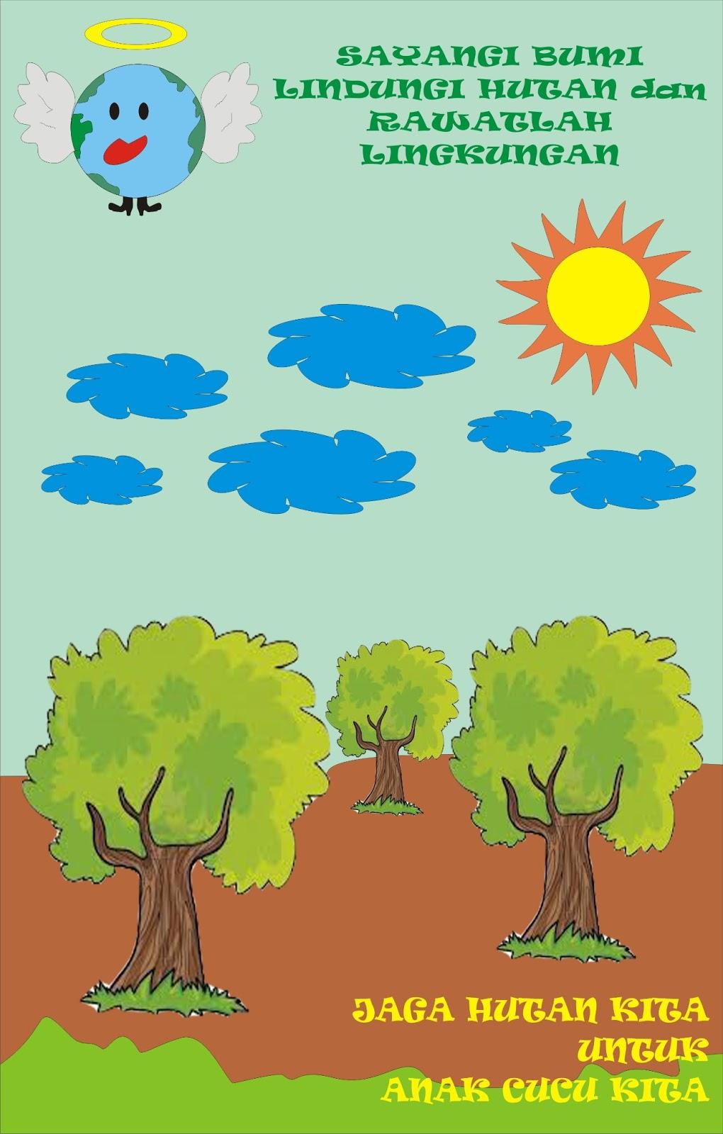 Sma Negeri 1 Sindang September 2013 Poster Edukasi Pengenalan Tumbuhan