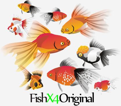 Original Fish Vector
