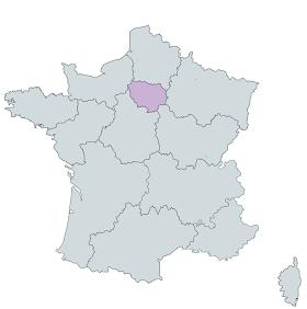 Onde estou: Paris - FR