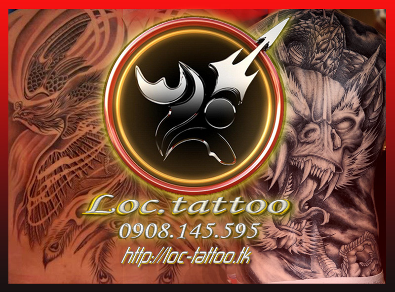 TATTOO ARTIST - LOC.TATTOO- 0908.145.595