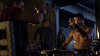 Spartacus (Sangre y Arena) - Capitulo 10 - Temporada 1 - Español Latino