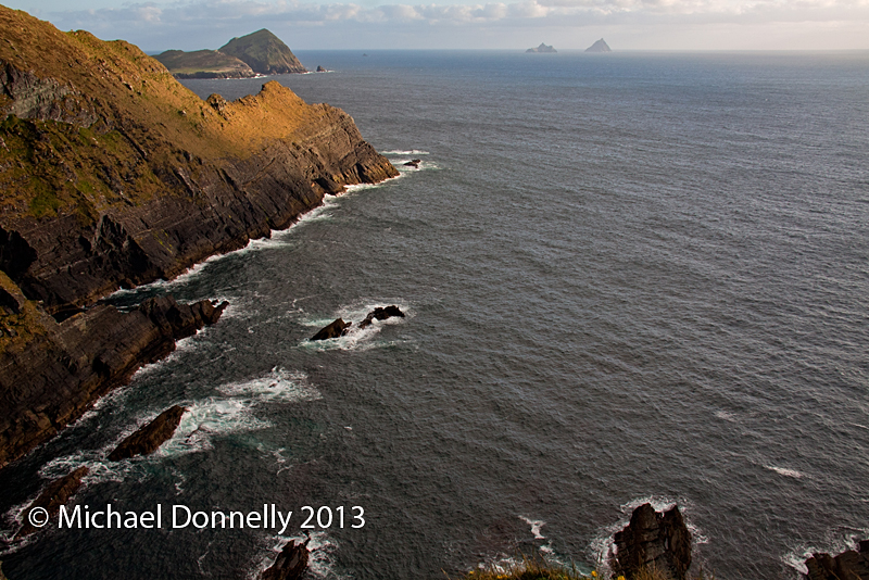 skellig cliffs skellig michael