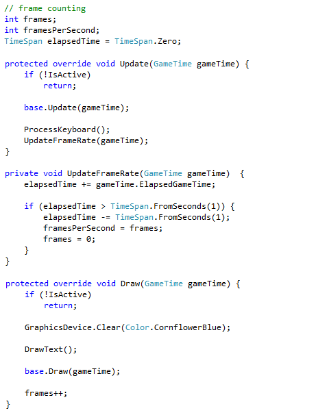 DwarvesH Development: XNA4.0 – 03 – Mad FPS