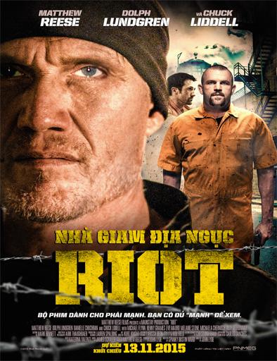 Ver Riot (Venganza en la prisión) (2015) Online