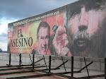 Cuban political billboard