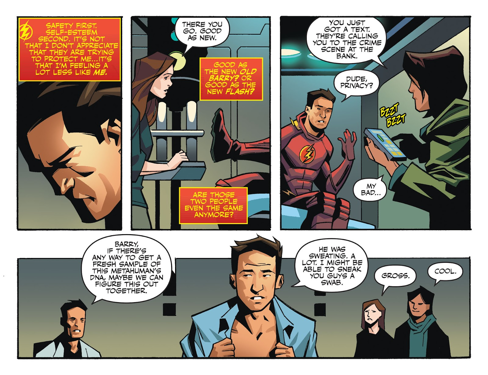 The Flash: Season Zero [I] Issue #2 #2 - English 6