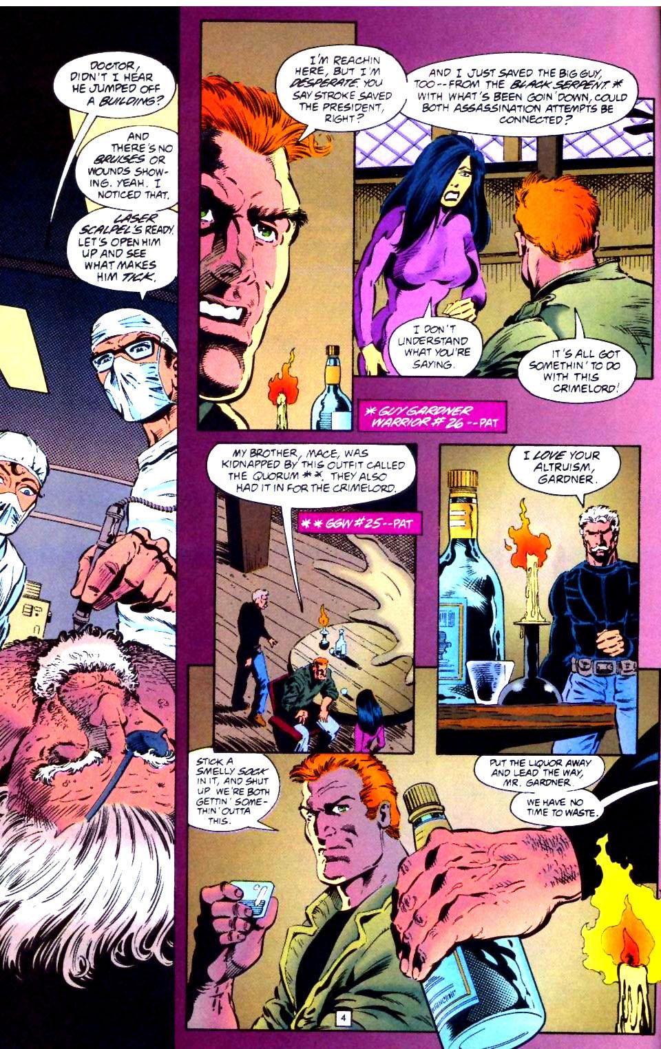 Deathstroke (1991) Issue #44 #49 - English 5