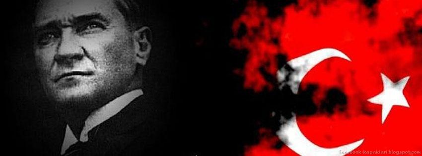 atatürk facebook kapak resmi