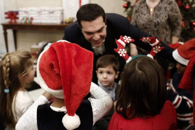 Χριστουγεννιάτικα (πρωθ)υπουργικά παραμύθια…