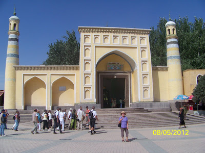 La mosquée de l'an 1442