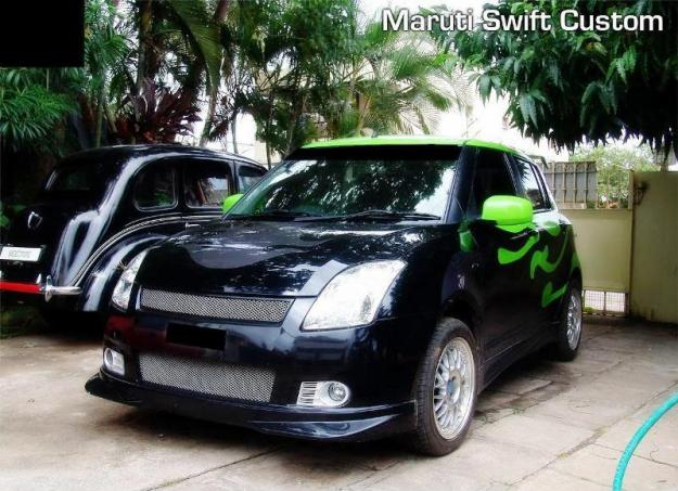 Reank Car Dewe: Car Modification 03