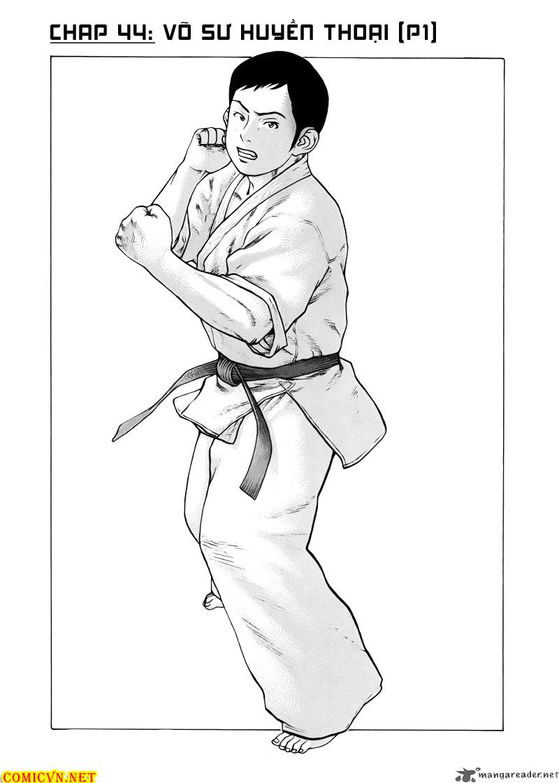 Karate Shoukoushi Kohinata Minoru chap 44 Trang 3