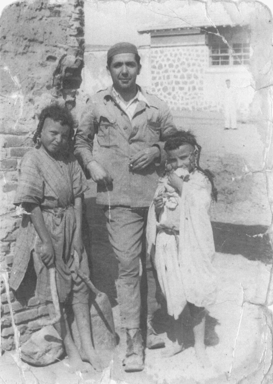 Albun de fotos del la Mili en el Sahara 67