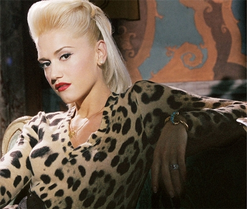 Gwen Stefani Cool Video Hair Gwen Stefani Cool Hair