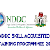 NDDC Skills Acquisition Training Programmes 2017 | Online Guide on How To Apply