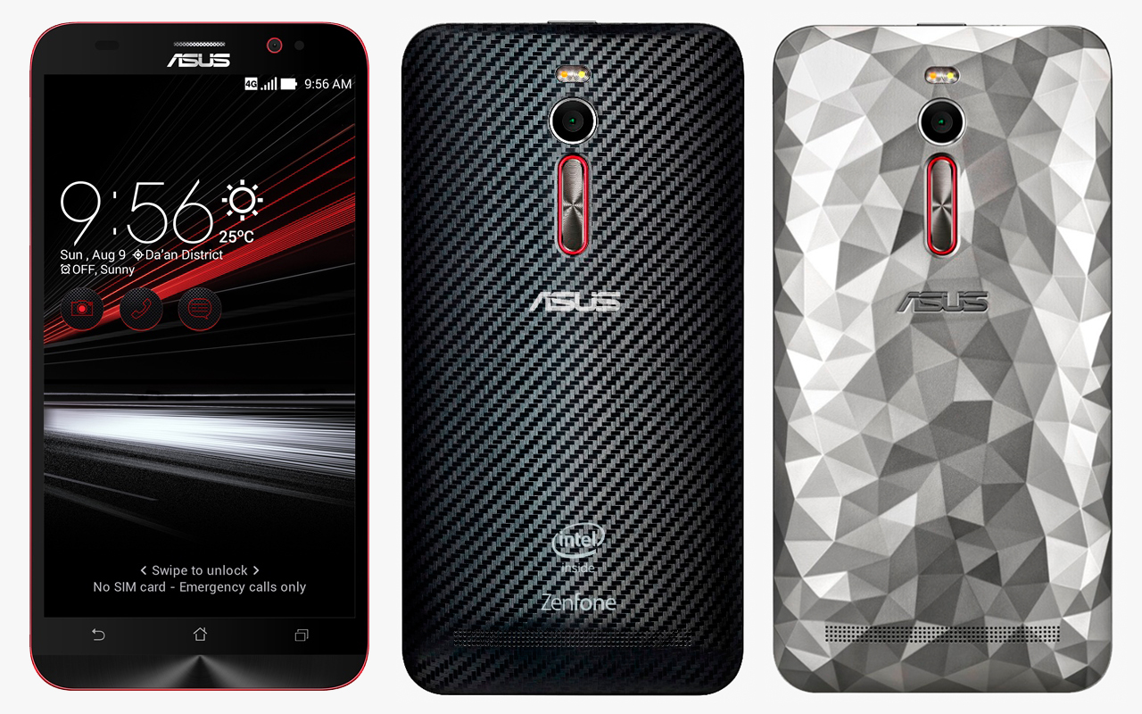 Asus Zenfone 2 Deluxe SMART ANDROID Mobile Phone Price And