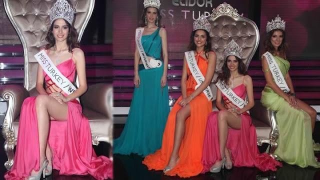 Miss World Turkey 2013 - Ruveyda Oksuz