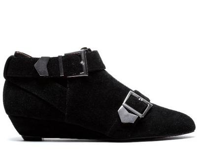 zapatos abotinados otoño invierno 2011 2012