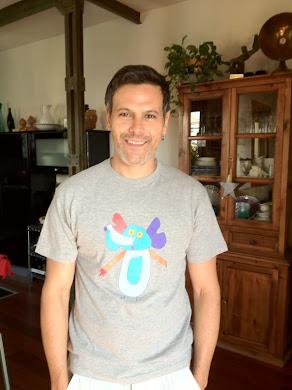 Nuestro Padrino ya tiene su camiseta!!!!