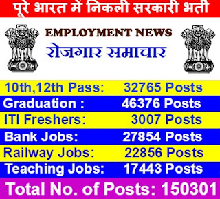 employment news in hindi employmentnews.gov.in Employment News Today