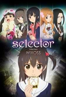 Selector Infected WIXOSS - Season 1