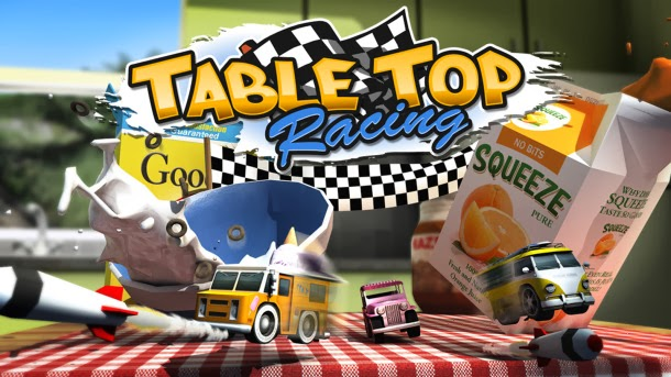 Table Top Racing v1.0.12 Apk + Data Mod [Unlimited Money / Torrent]