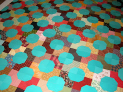 Current Quilt in the Hoop