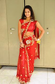 Actress Jayanthi  Saree Stills 024