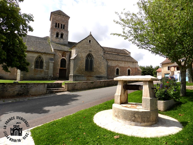 SENNECEY-LE-GRAND (71) - Eglise Saint-Julien