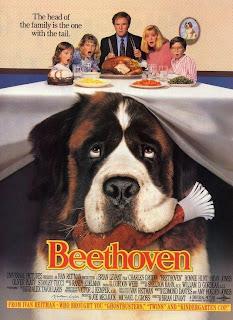 Poster de Beethoven, uno más de la familia
