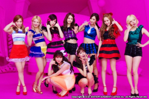 Check out Girls' Generation's adorable behind-the-scene ...