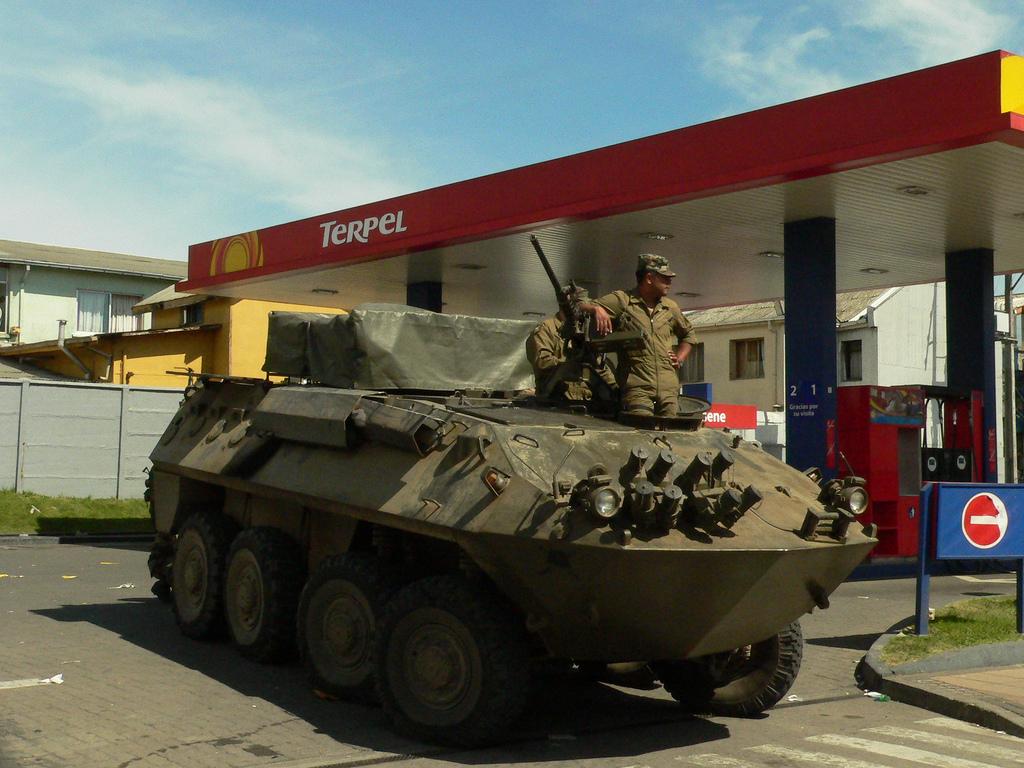 Fuerzas Armadas de Chile 4410204266_a30722a830_b