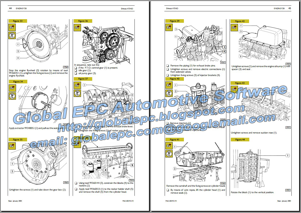 IVECO STRALIS REPAIR MANUAL AND WIRING DIAGRAMS want to buy it? (£10) email  us: global.epc@yandex.com